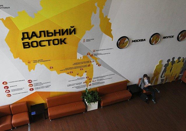 俄罗斯与中国计划在符拉迪沃斯托克东部经济论坛上签订两项目协议
