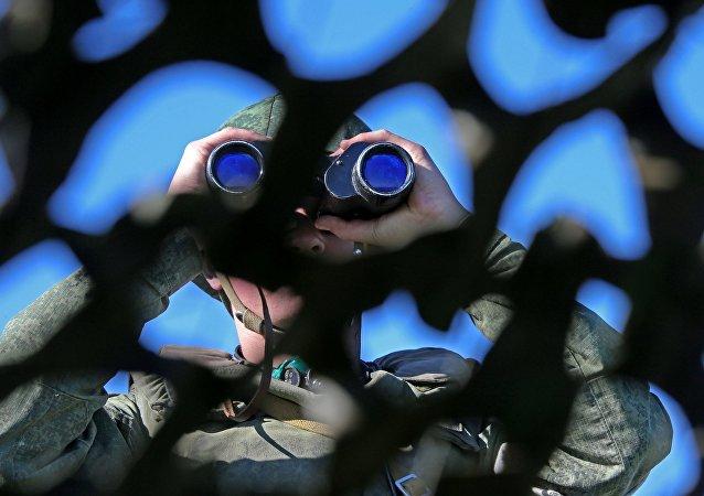 4千名俄官兵参加南奥塞梯的演习