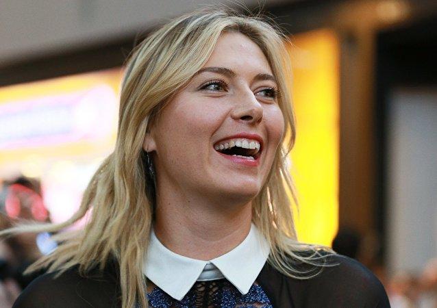玛利亚•莎拉波娃进入哈佛商学院学习
