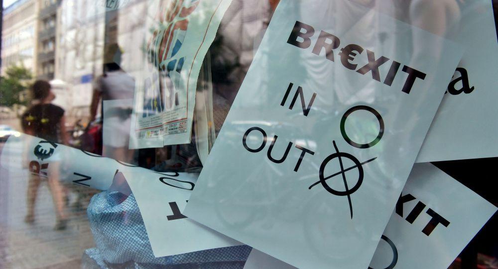 英國脫歐大臣:布魯塞爾脫歐談判進入實質階段