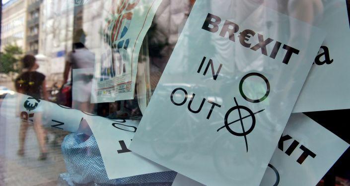 英国脱欧大臣:布鲁塞尔脱欧谈判进入实质阶段