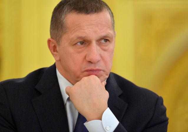 俄总统驻远东代表:俄中应将滨海运输走廊项目风险最小化