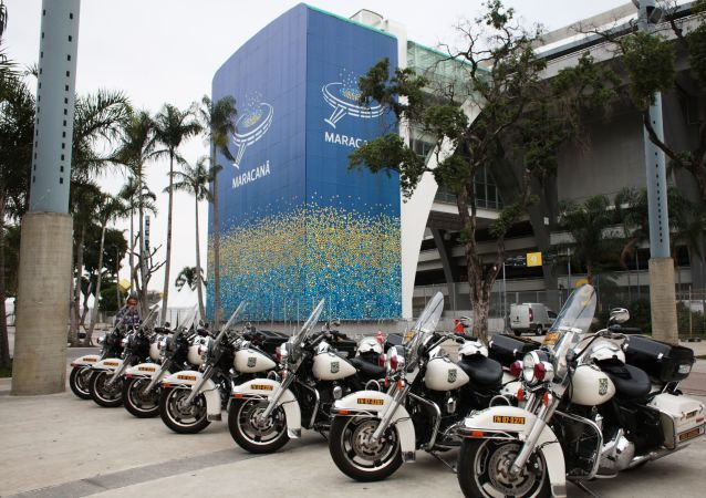 临近奥运会巴西犯罪率急剧上升
