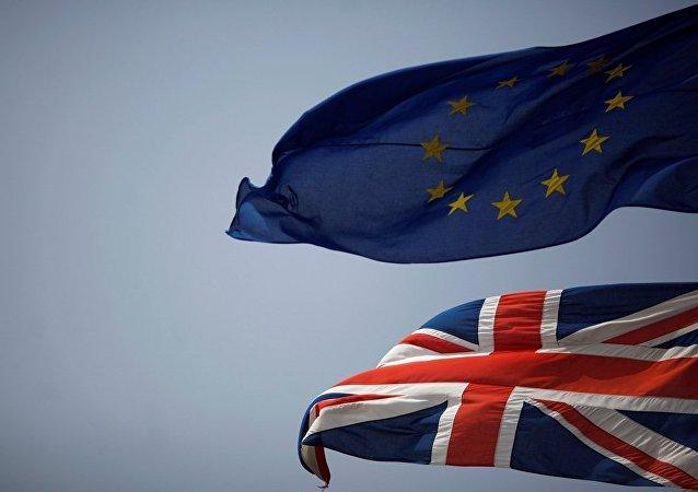 专家:英国留在欧盟关税同盟将无法独立奉行与华贸易政策