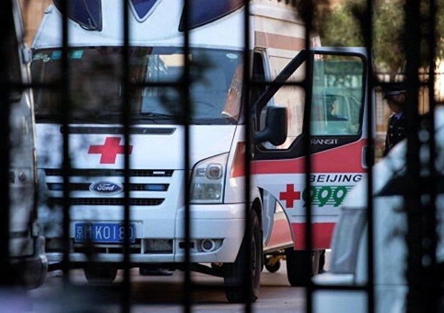 贵州一男人当街持刀砍人 致6死20伤