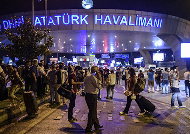 伊斯坦布尔机场爆炸