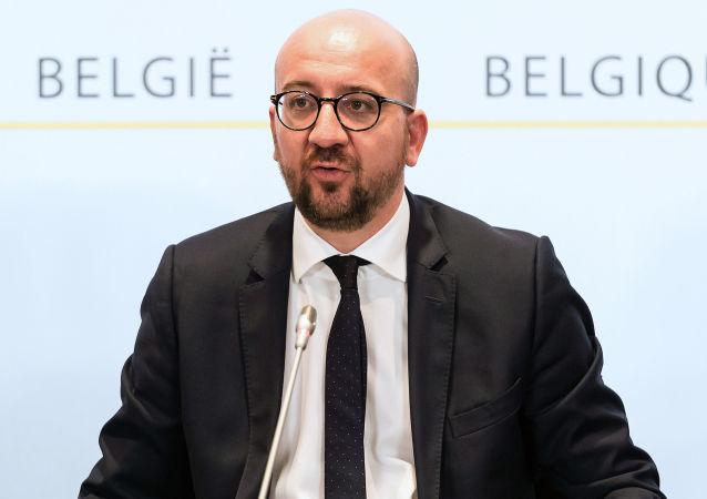 比利时首相:对俄制裁本身不是目的,必须伴随着对话
