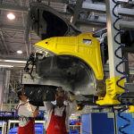 韓國汽車公司的國外產量首次超過國內產量