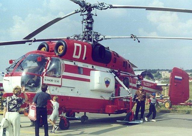 卡-32А1消防救援直升机