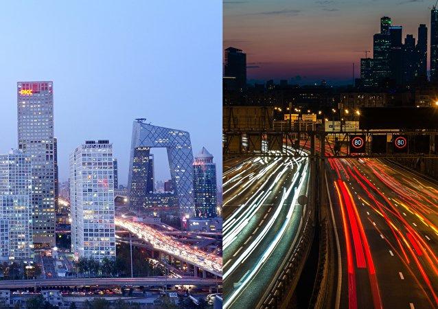 北京 - 莫斯科