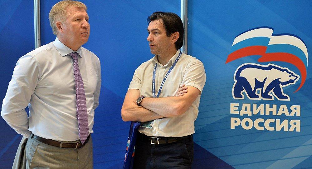 统一俄罗斯党将与中共在鞑靼斯坦举办第6次对话论坛