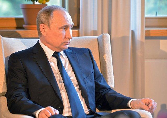 普京已同意制定波罗的海地区飞行安全措施的制度
