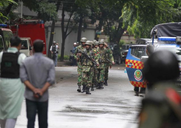 美国国务院确认一名美国公民在孟加拉国首都的恐怖袭击事件中死亡