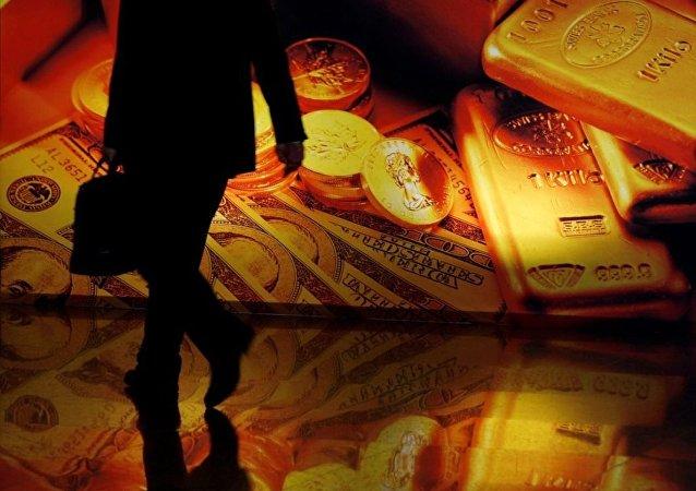 俄媒: 中國仍是世界黃金生產頭號大國
