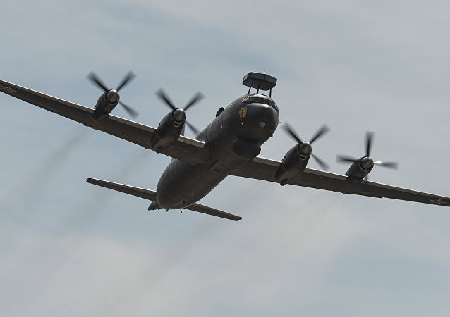 伊尔-38N反潜艇飞机