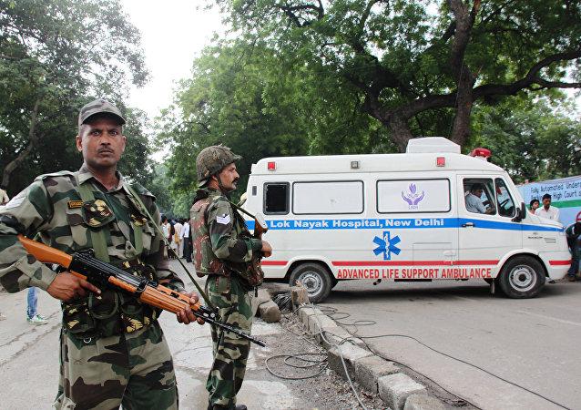 印度边防军加强在与孟加拉国边境的边防