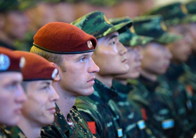 俄国民近卫军:俄中反恐演习将于12月2-13日在银川举行