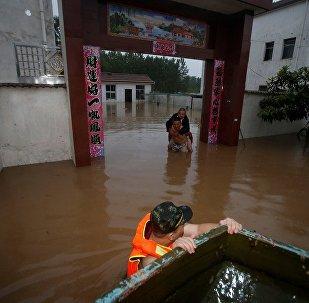 洪水在中国