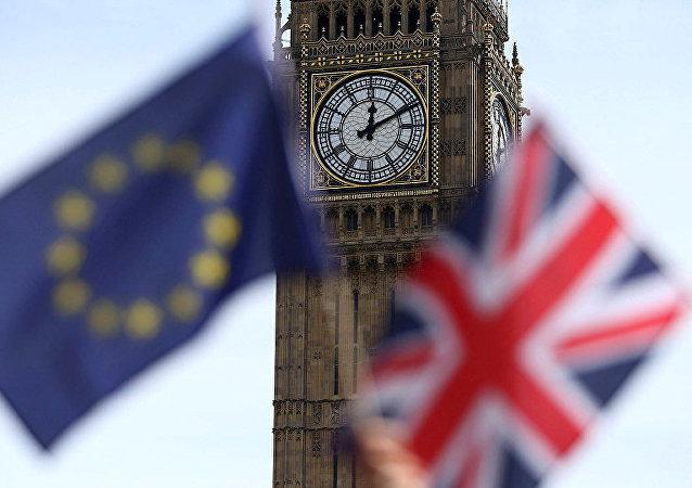 民调:半数英国年轻人不认为自己是欧洲人