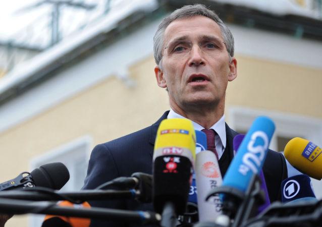 北约秘书长:俄无理由对北约在东欧部署营级部队的行动做出反应