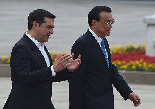中国借希腊加强在欧盟的地位