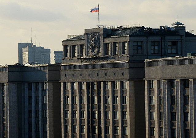 俄杜马下周审议针对美国反俄政策采取应对措施草案