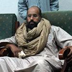 卡扎菲家族律师:卡扎菲次子将回归政坛
