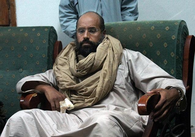 联合国:卡扎菲之子案的审讯不符国际公平审讯标准