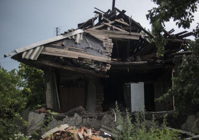 乌克兰军人一昼夜间向顿涅茨克人民共和国发射170枚迫击炮弹