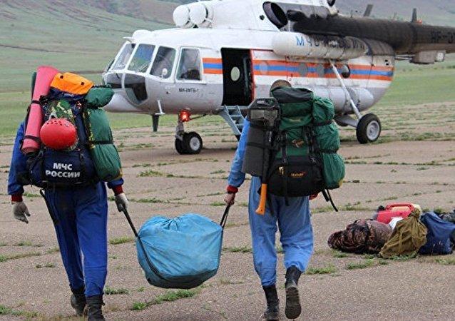 俄跨国航空委:黑匣子未显示伊尔-76飞机操作系统和发动机发生故障