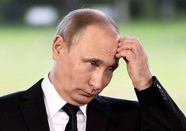 媒体:普京或对特朗普当选美总统前景感到矛盾