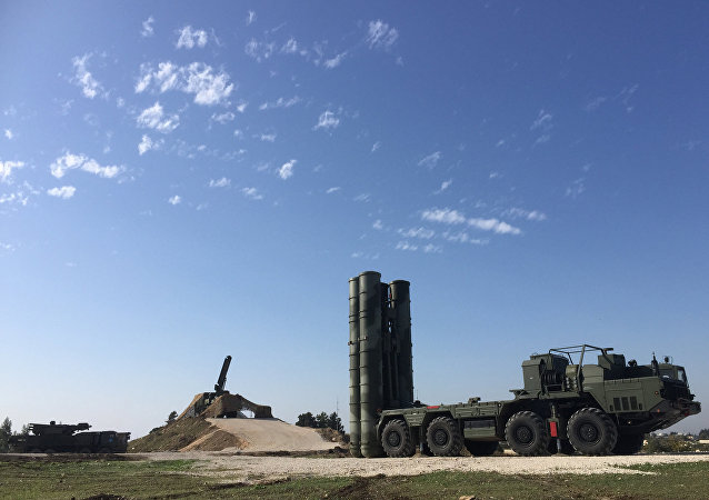 """俄防空作战单位在""""天空钥匙""""军事比赛上发射导弹50余次"""