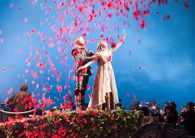 """俄歌剧电影《约兰塔公主》将亮相中国首届""""国际歌剧电影展"""""""