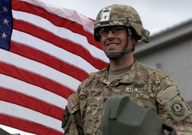 媒体:两百多美军士兵将于5日抵达拉脱维亚