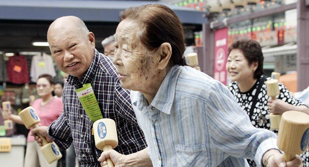 统计:日本75岁以上老年人超过儿童与青少年人数