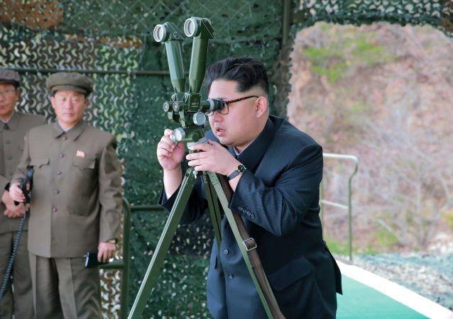 中国专家:朝核试验是半岛军备竞赛的螺旋式升级