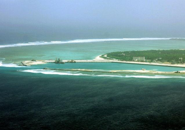 克里:美印两国对于南海仲裁结果持相同意见