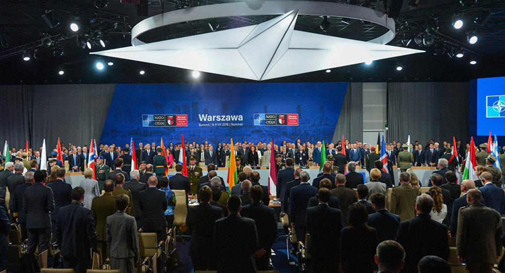 波兰外长:北约在讨论乌克兰议题 越来越确信需吸纳乌克兰加入该组织