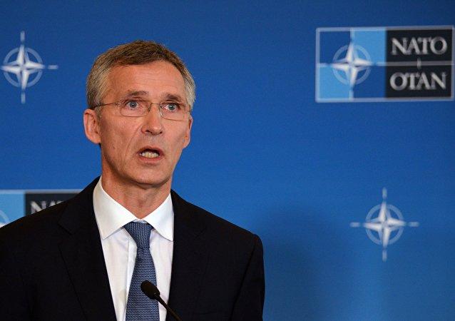 北约秘书长:北约与俄罗斯之间只有政治对话