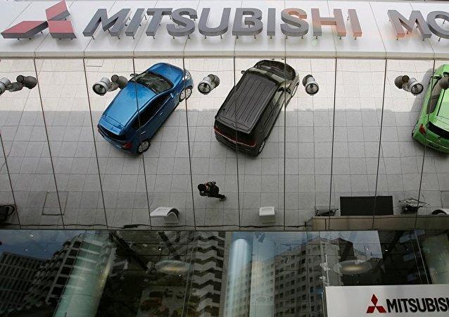 三菱汽车在俄销售出现增长势头