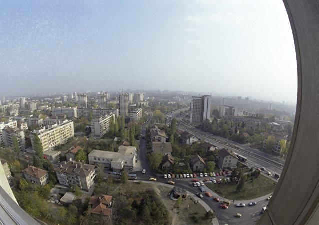 保加利亚首都- 索菲亚