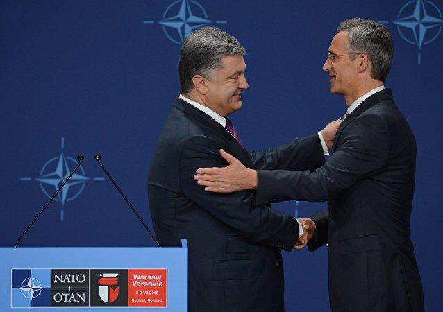 斯托尔滕贝格:北约批准一揽子全面援助乌克兰的文件