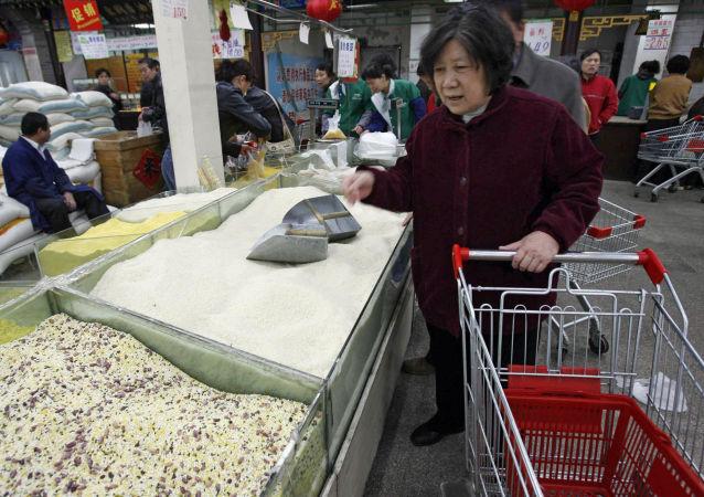 中国国家统计局:9月中旬中国50个城市主要食品平均价格走高
