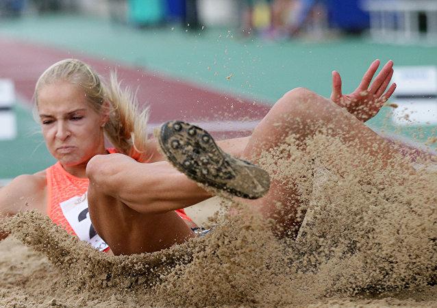 俄跳远名将克利申娜将获准参加奥运会