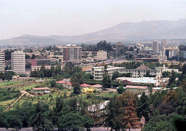埃塞俄比亚因聚众混乱逮捕1600余人
