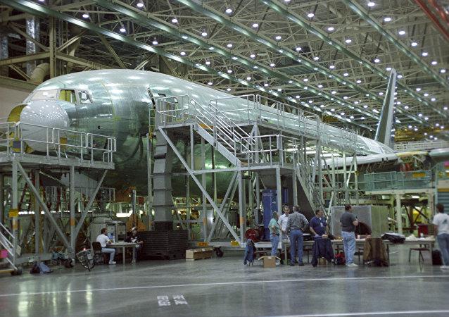 波音公司:未来20年内将需要近4万民航飞机