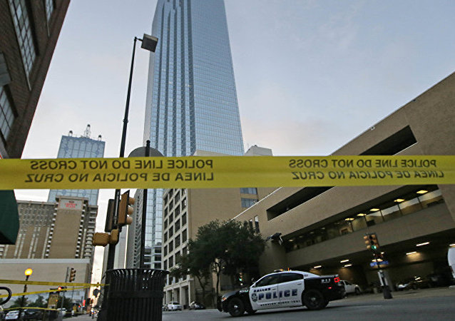 达拉斯警长称其在枪击案后遭到威胁