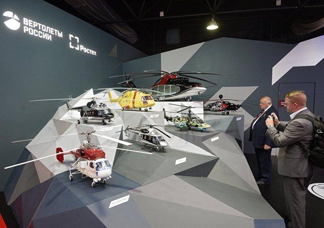 俄技术集团与中航工业将在今年底签署批量生产重型直升机合约