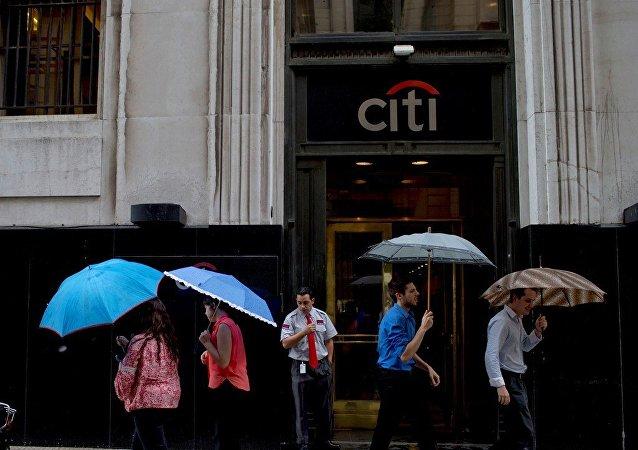 马杜罗宣布花旗银行关闭委内瑞拉各帐户