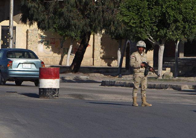 美驻埃及使馆警告本国公民可能遭遇恐怖威胁